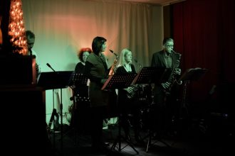 Jazzbande Klub 114 MKAW Freie Musikschule Wildau Schülerbands Eventlocation Konzert Stars für einen Abend