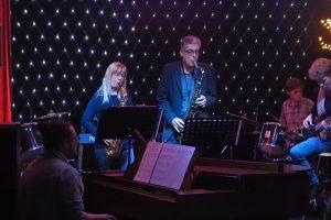 Jazzbande Schülerband Freie Musikschule Wildau MKAW Stars für einen Abend Klub 114