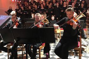 MKAW Orchester Schulorchester Freie Musikschule Wildau Adventskonzert MKAW Kreuzkirche Königs Wusterhausen