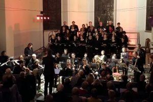 Popchor Frauenchor Konzert Freie Musikschule Wildau MKAW Kreuzkirche Königs Wusterhausen