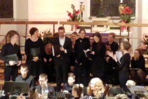 A-Capella Gruppe Wildau Chor Freie Musikschule Wildau MKAW Konzert