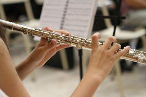 Querflötenunterricht Flöte lernen Freie Musikschule Wildau MKAW Querflöte Musikunterricht